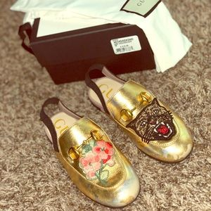 Kid Gucci Princetown Loafer ( AUTHENTIC )